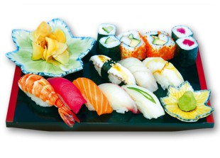 Set Menu Sushi Lieferservice in Berlin (PLZ: 10117, 10115, 10179, 10178, 10785, 10969) - Set menue a