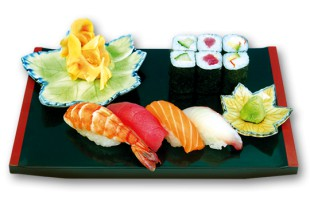 Set Menu Sushi Lieferservice in Berlin (PLZ: 10117, 10115, 10179, 10178, 10785, 10969) - Set menue d